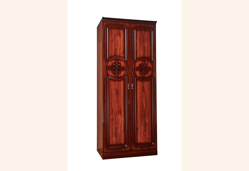 Шкаф для одежды со штангой двухдверный азалия 12 у - каталог.
